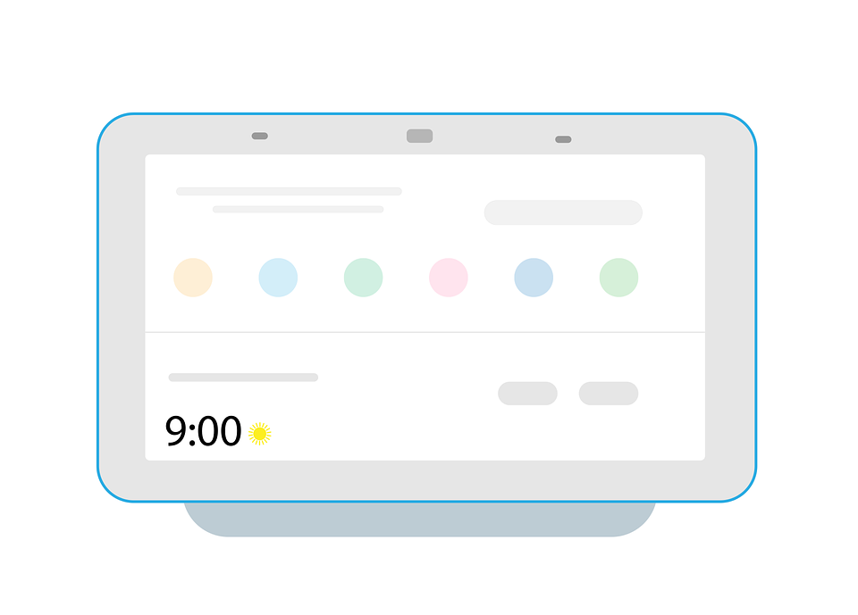 google home hub and seo